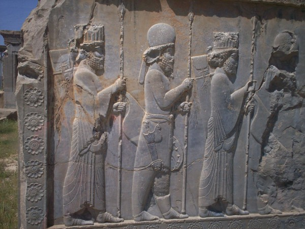 Shiraz, Persepolis