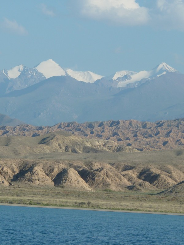 salt lake setting