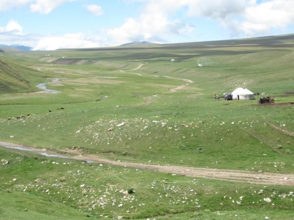 Esik Plateau