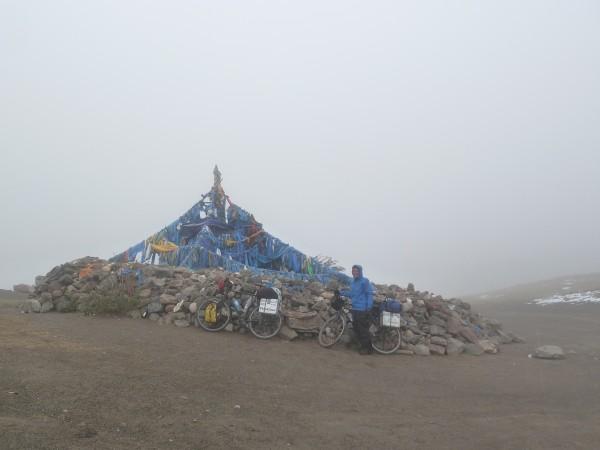Pass vor Ulaangom