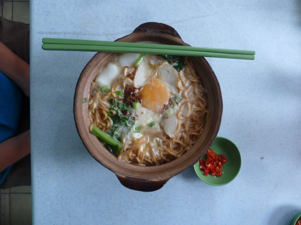 lecker, delicious: Chinese Claypot Soup