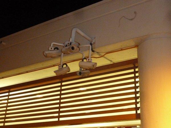 Surveillance-mania ///// Überwachungswahn
