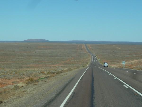 unending Australian vastness ///// endlose australische Weite